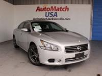 2012 Nissan Maxima Sedan 3.5 SV. Our Location is: