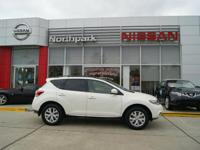 Description 2012 NISSAN Murano Leather Seats, Traction