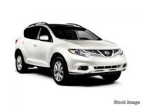 Recent Arrival! 2012 Nissan Murano Clean CARFAX. CVT,
