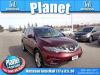 MOONROOF - LEATHER - CARFAX One-Owner. CVT, AWD. After