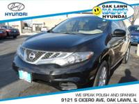 Priced below Market!* This 2012 Nissan Murano Includes