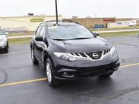 Check out this gently-used 2012 Nissan Murano we
