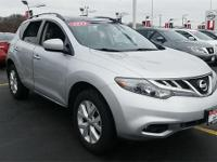 2012 Nissan Murano SL CARFAX One-Owner. Clean Vehicle