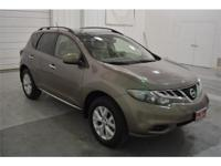 We are excited to offer this 2012 Nissan Murano. This