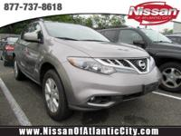 Come see this 2012 Nissan Murano SV. Its Variable