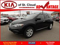 Options:  2012 Nissan Murano Sv|Sv 4Dr Suv|3.5L|6