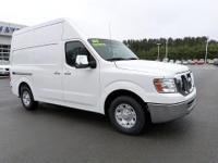 Exterior Color: blizzard, Body: Cargo Van, Engine: V8