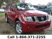 ? 2012 Nissan Pathfinder ? *** Still under Warranty