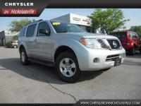2012 Nissan Pathfinder - S Our Location is: Chrysler On