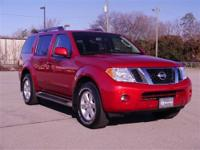 Pathfinder SV, 4D Sport Utility, 5-Speed Automatic with