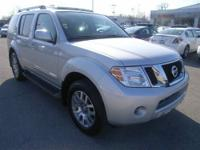 LOADED NISSAN PATHFINDER! Call and ASK FOR SCOTT
