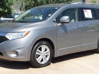 CARFAX One-Owner. Clean CARFAX. Silver 2012 Nissan