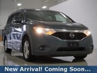 2012 Nissan Quest 3.5 SL in Twilight Gray, This Quest