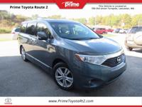 New Price! 2012 Nissan Quest 3.5 SL in Blue. Quest 3.5