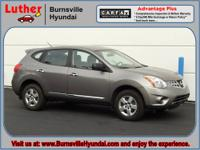 CARFAX 1-Owner. S trim. FUEL EFFICIENT 26 MPG Hwy/22