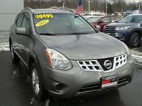 Platinum Graphite Metallic 2012 Nissan Rogue SV AWD CVT