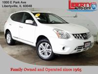 New Price! CARFAX One-Owner. Pearl White 2012 Nissan