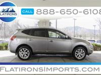Flatirons Imports is offering this 2012 Nissan Rogue SL