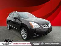 AWD. Gasoline! GPS Nav! This 2012 Rogue is for Nissan