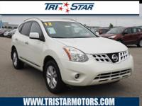 Don't miss out on this 2012 Nissan Rogue SV! It comes