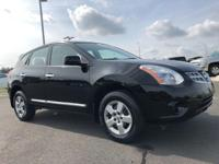 Recent Arrival! Certified. 2012 Nissan Rogue S Black