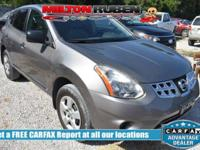 Options:  2012 Nissan Rogue S|Miles: 78845Color: