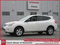 This outstanding example of a 2012 Nissan Rogue S is
