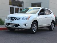 New Price!  2012 Nissan Rogue S Priced below KBB Fair