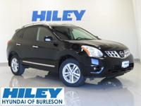 2012 Nissan Rogue SV 2.5L 4-Cylinder FWD. Automatic.