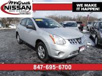 Recent Arrival! Mcgrath Nissan of Elgin is pumped up to