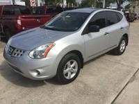 2012 Nissan Rogue S, 4D Sport Utility,** New Tires **