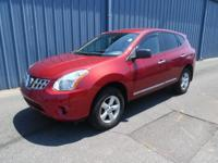 This 2012 Nissan Rogue S is offered to you for sale by