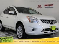 New Price! Recent Arrival! 2012 Nissan Rogue SV