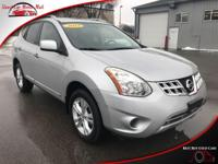 TECHNOLOGY FEATURES:  This Nissan Rogue Includes