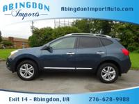 Options:  2012 Nissan Rogue Sv|Awd Sv 4Dr