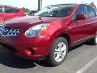 Look at this 2012 Nissan Rogue SV. Its Variable