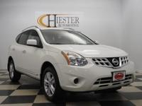 Options:  2012 Nissan Rogue Sv|White|Priced Below Kbb