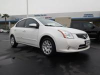 Check out this 2012 Nissan Sentra 2.0 S. Its Variable