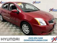 Nissan Sentra 2.0 S CLEAN CARFAX, LOCAL TRADE!!,