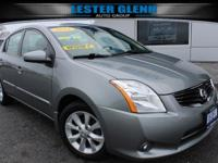 Looking for a clean, well-cared for 2012 Nissan Sentra?