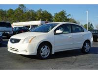 This 2012 Nissan Sentra 2.0 S is complete with