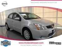 THIS SENTRA IS CERTIFIED! CARFAX ONE OWNER! CAR