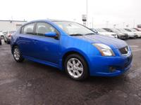 Exterior Color: metallic blue, Body: Sedan, Engine: I4