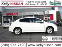 Exterior Color: white, Body: Sedan, Engine: 2.0L I4 16V