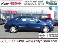 Exterior Color: blue onyx, Body: Sedan, Engine: 2.0L I4