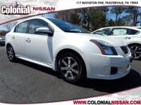 Check out this Used 2012 Nissan Sentra 2.0 S which has