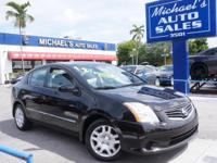 Options:  2012 Nissan Sentra 2.0 S|Black|Join Us At