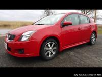 Exterior Color: red, Interior Color: gray, Body: Sedan,