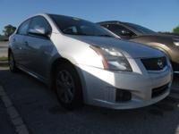 PREMIUM & KEY FEATURES ON THIS 2012 Nissan Sentra