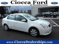ECONOMICAL, FUN TO DRIVE, EASY TO OWN!!! 4 CYL, AUTO